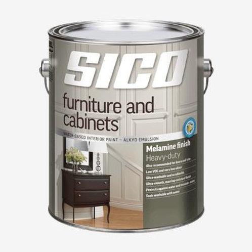 Sico Furniture & Cabinets Pure White Gallon Paint