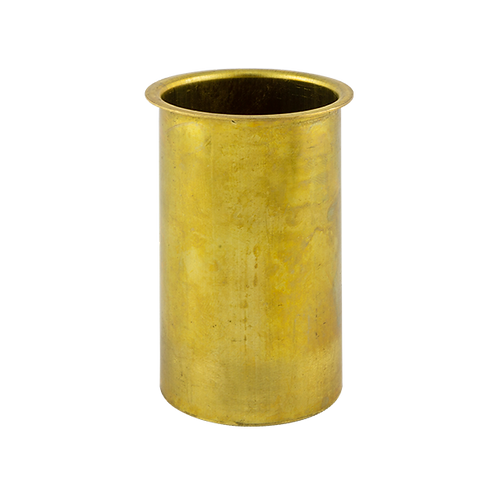 "1-1/2""Flanged Brass Tailpiece"