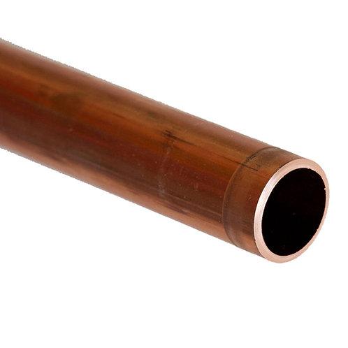 """Copper Pipe Type M 2""""x12'"""