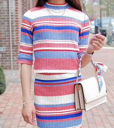 Spring Into Stripes
