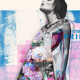 The Floral Dress No.1
