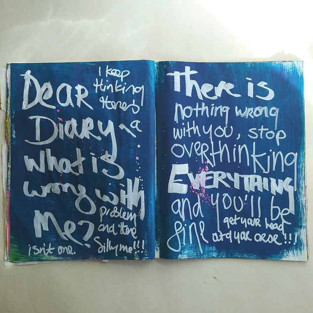 Dear Diary