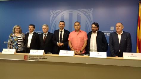 El Pacte Nacional per a la Indústria invertirà més de 1.800 milions d'euros per desenvolupar i e