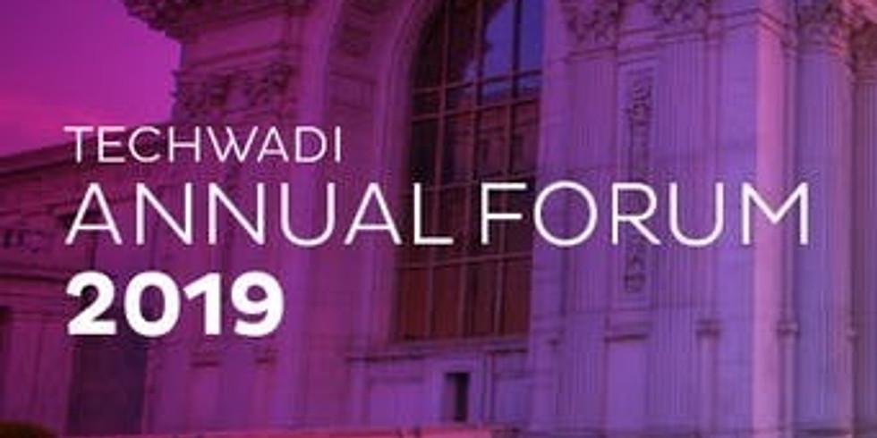 TechWadi Annual Forum 2019
