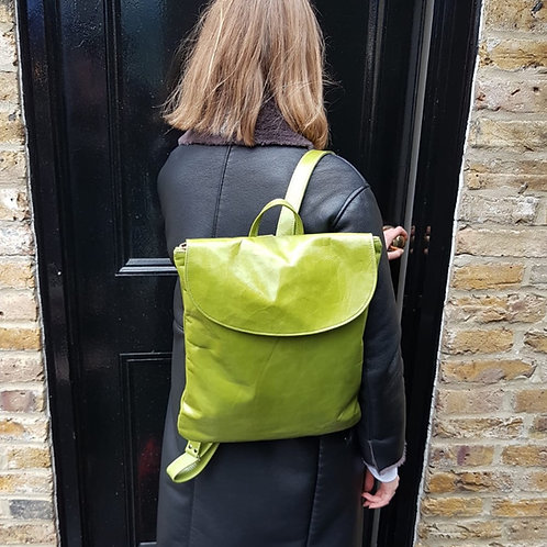 Apple green Pal rucksack