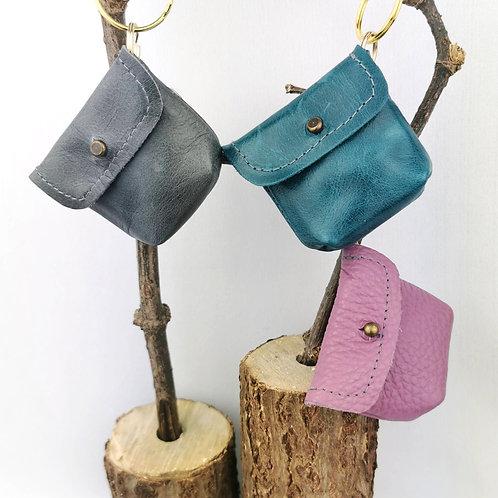 mini handbag bag charm/ key ring