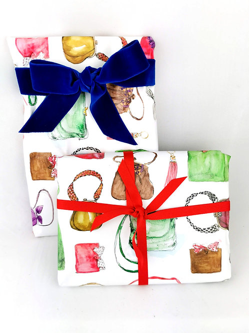 Wrapping paper and gift wrap