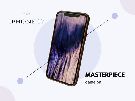 The World Changing Technology - iPhone 12