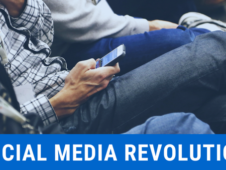 Welcome to the social media revolution