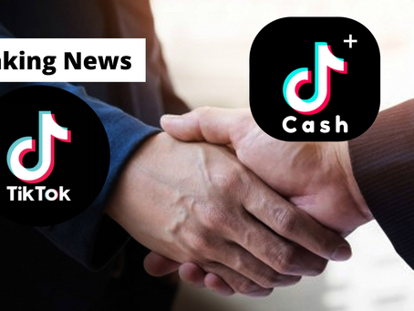 TikTok Cash launched! SmartTron Group become the only TikTok official marketing partner