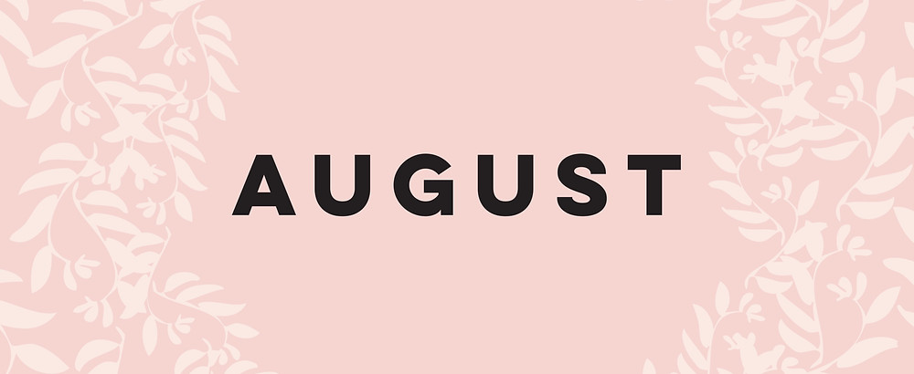 August marketing goals