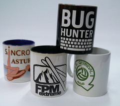 Tazas cerámicas