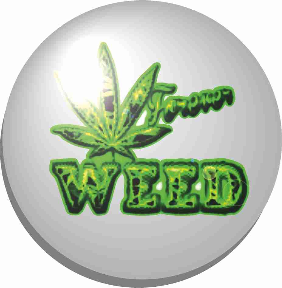 azulejos redondos weed
