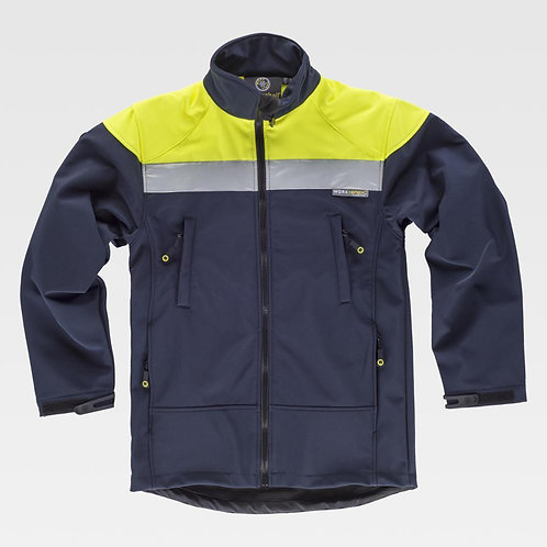 CHAQUETA WORKSHELL 9505