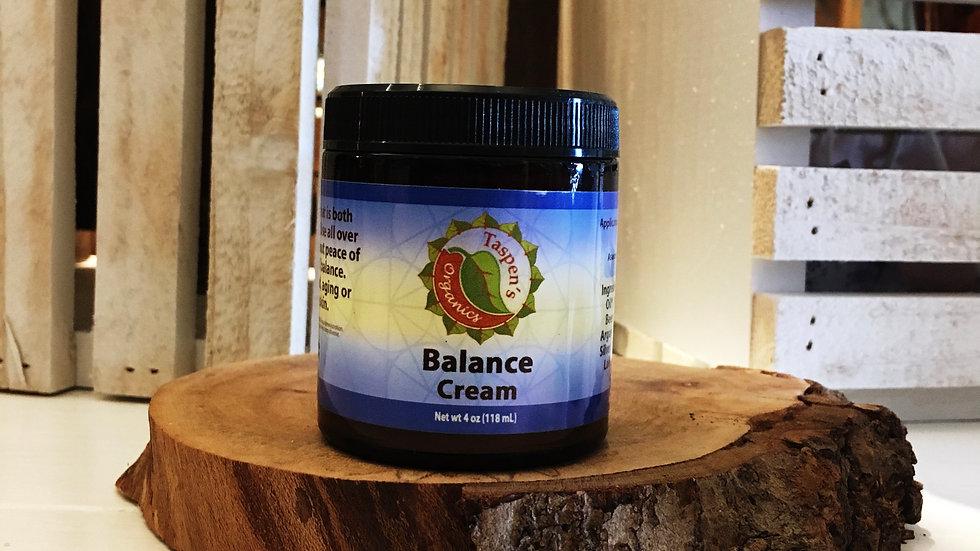 Balance Cream 4oz