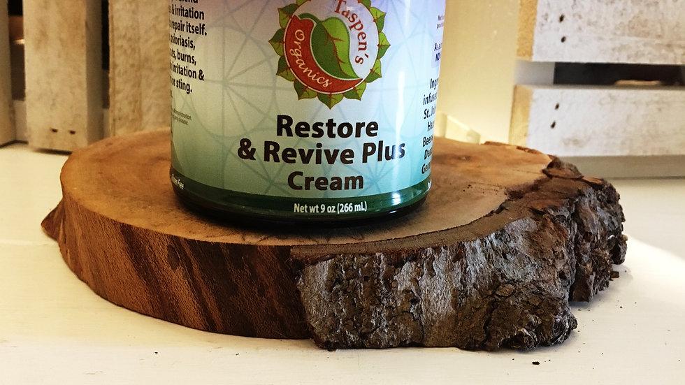Restore & Revive Cream PLUS  9oz