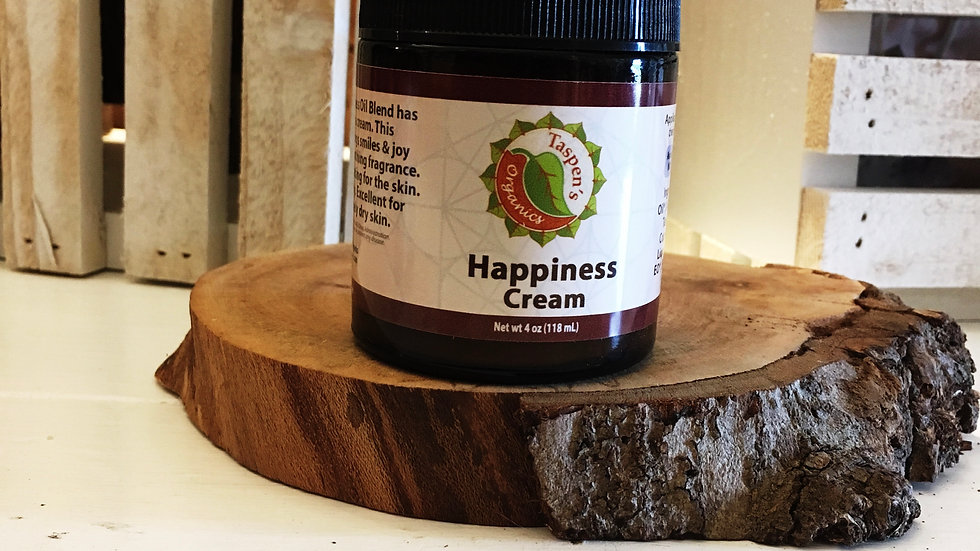 Happiness Cream 4oz