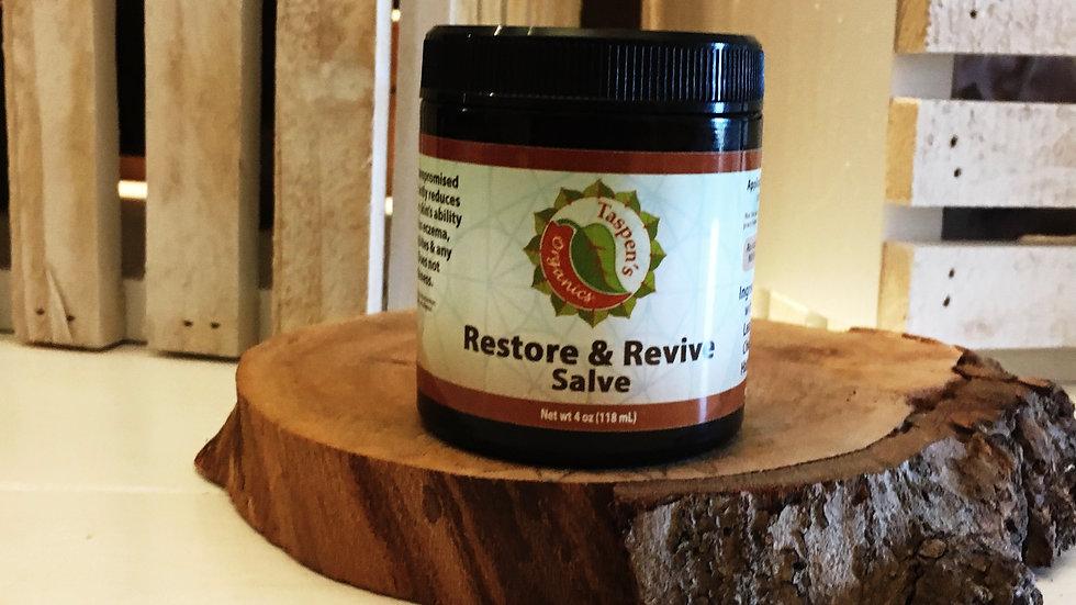 Restore & Revive Remedy Salve  4oz