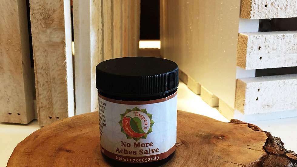 No More Aches Salve 1.7oz