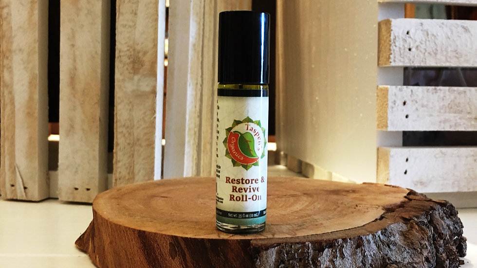 Restore and Revive Remedy Oil .35oz