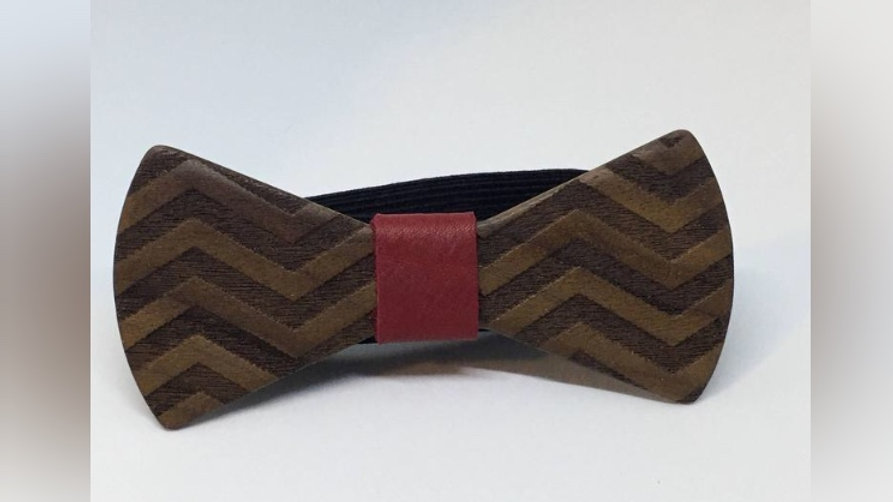 Mens Wooden bowties