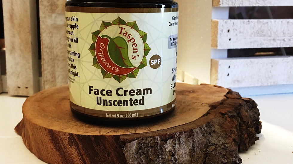Facial Moisturizing Cream Unscented 9oz