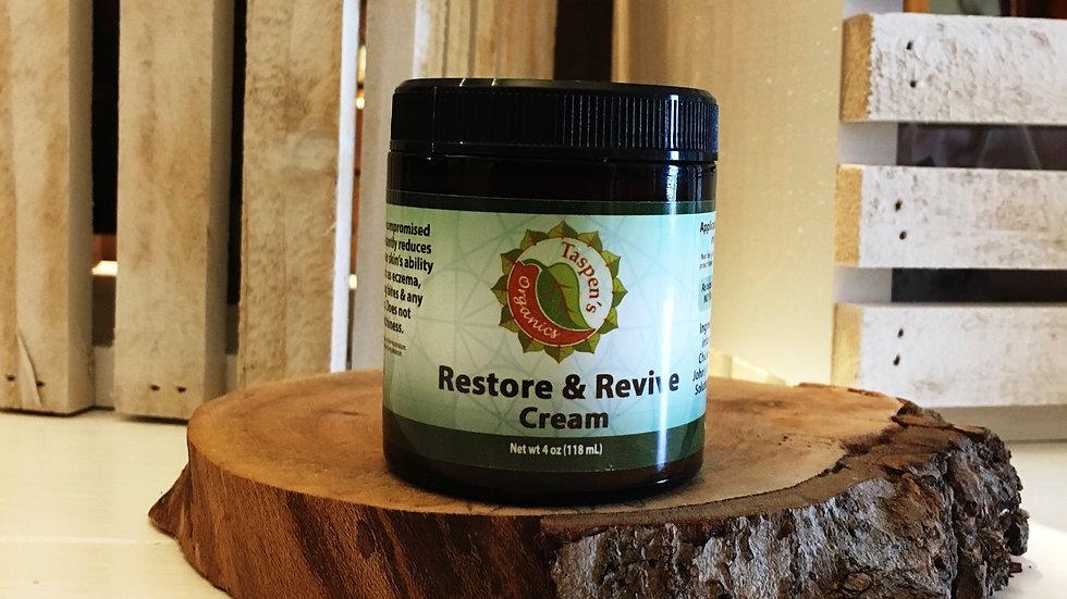 Restore and Revive Cream 4oz