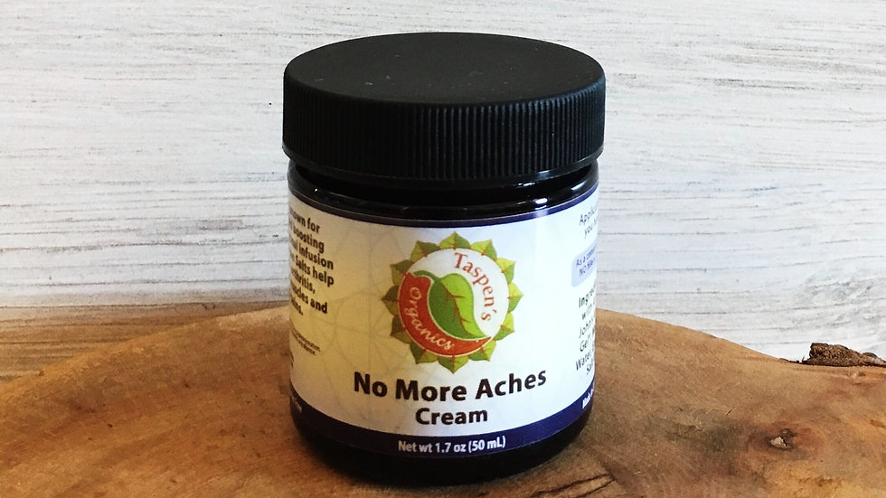 No More Aches Cream 1.7oz