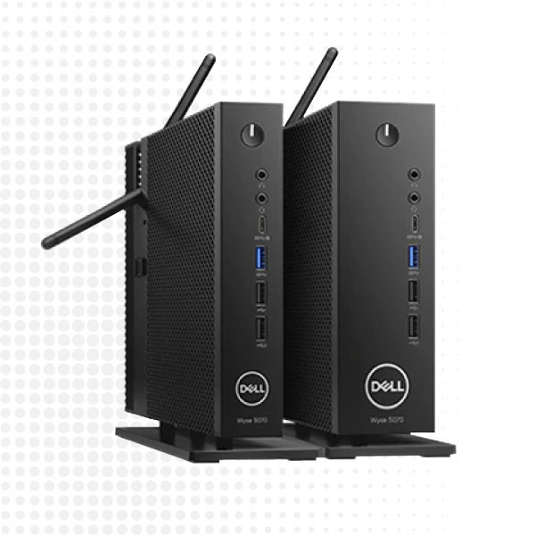 Wyse 5070 thin client extended
