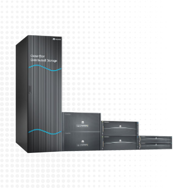Sistemas de almacenamiento all-flash OceanStor