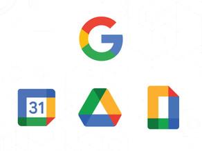 Gmail y otros logos de Google que empezarán a cambiar