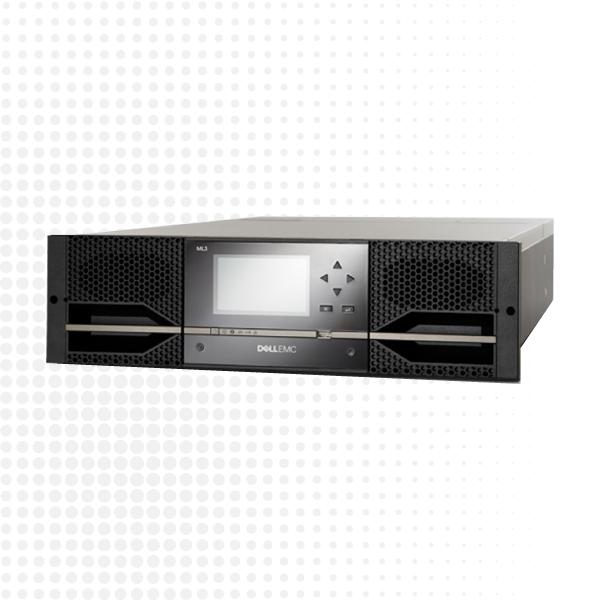 Unidades de cinta PowerVault LTO