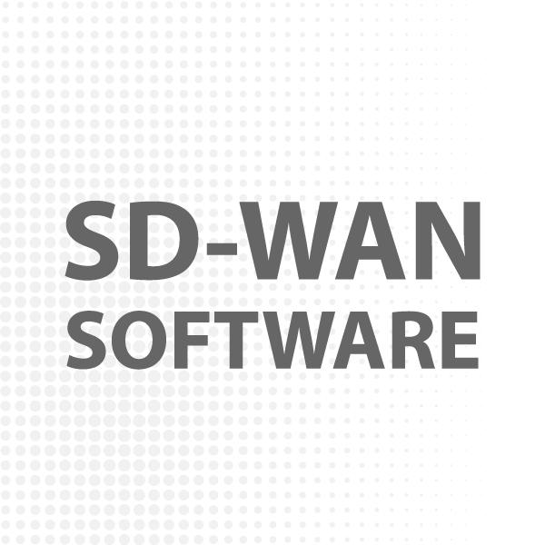 WAN definida por software (SD-WAN):