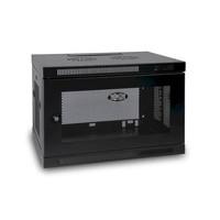 Mini Gabinete SmartRack de 9U Bajo Perfi