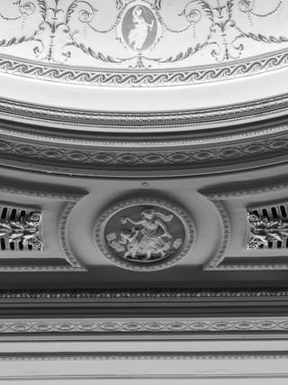 Ceiling Detail - Lucas Theatre