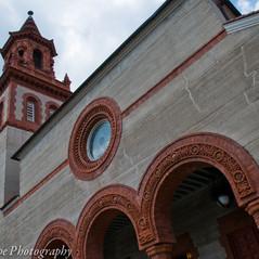 Methodist Church Arches