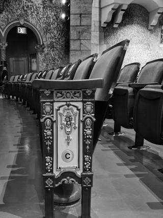 Florida Theatre Seating