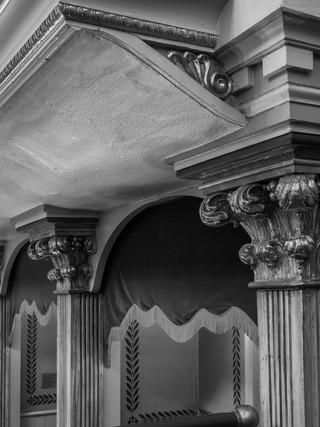 Detail - Springer Opera House