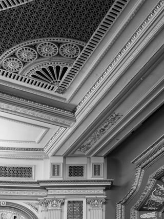 Detail - Lucas Theatre