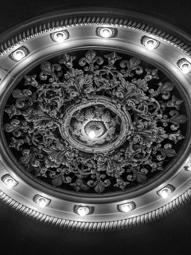 Ceiling Medallion - Grand Opera House