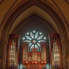 Organ - St. John's Cathedral