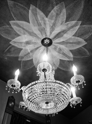 Chandelier - Grand Opera House