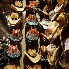 Cowboy Hats Galore
