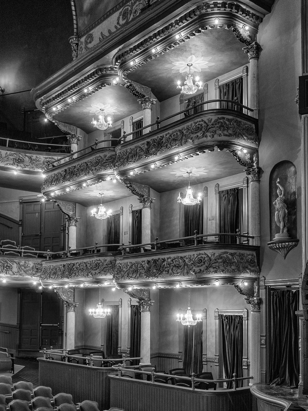 Grand Opera House Box Seats