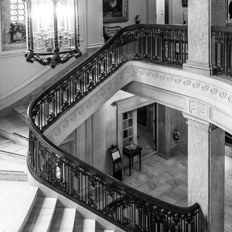 Stairwell - Pittock Mansion