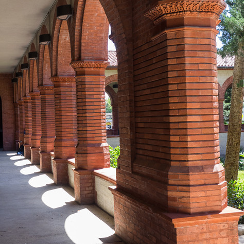 Arches, Flagler College