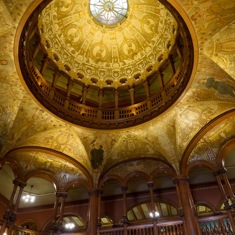Dome, Flagler College