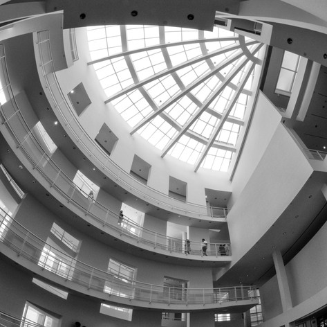 Interior, High Museum of Art, Atlanta, G