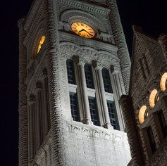 Clock Tower, Union Station Hotel