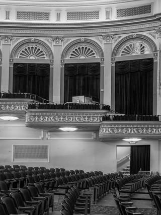 Box Seats - Lucas Theatre